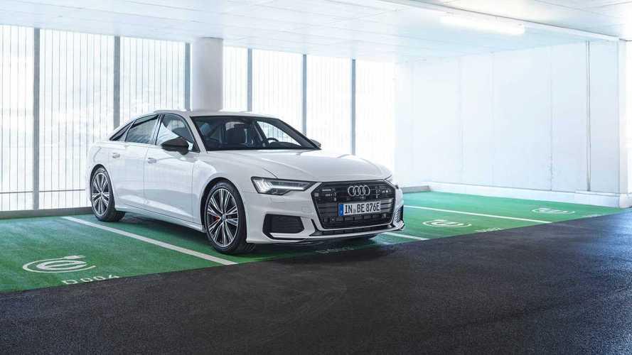 Novo Audi A6 ganha versão híbrida plug-in que roda até 53 km no modo elétrico