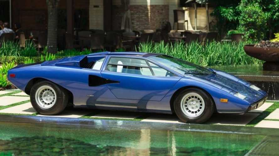 Classics for sale: Balboni-inspected Lamborghini Countach Periscopica