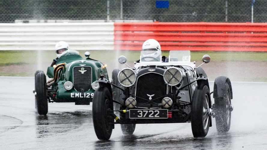 AMOC champions crowned at wet Silverstone finale