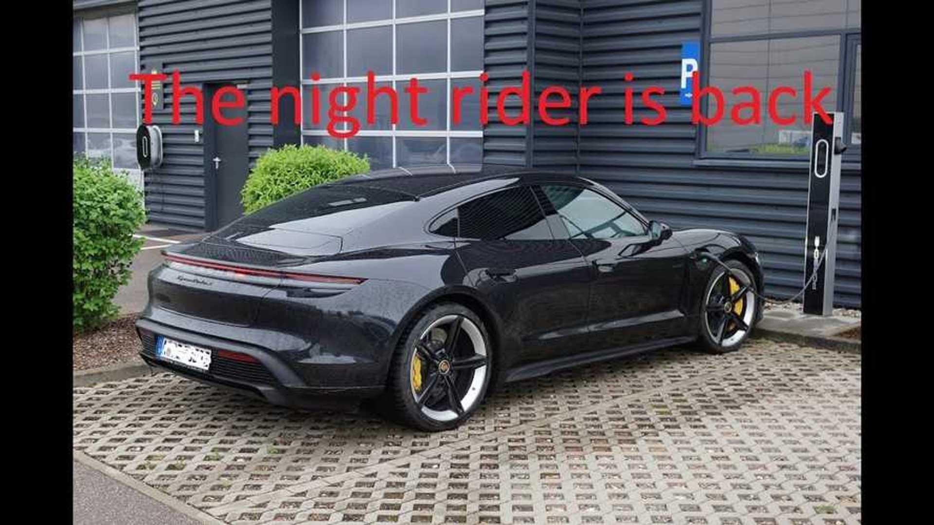 Porsche Taycan Turbo S Range Test 62 Mph 21 Inch Wheels Summer Tires