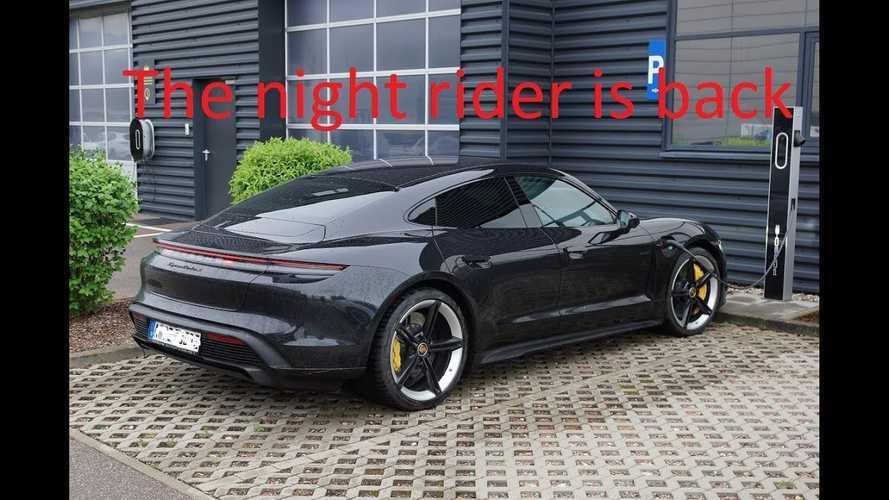Porsche Taycan Turbo S Range Test: 62 MPH, 21-Inch Wheels, Summer Tires
