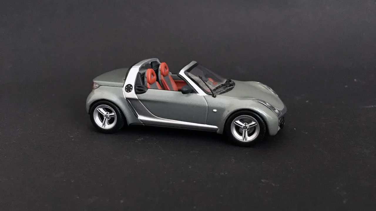 Smart Roadster (452) 1:43