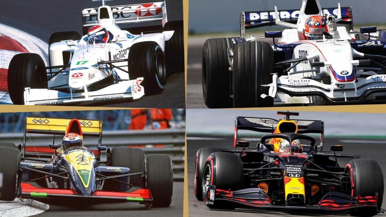 Formula 1'de Yer Almış Markalar Kapak