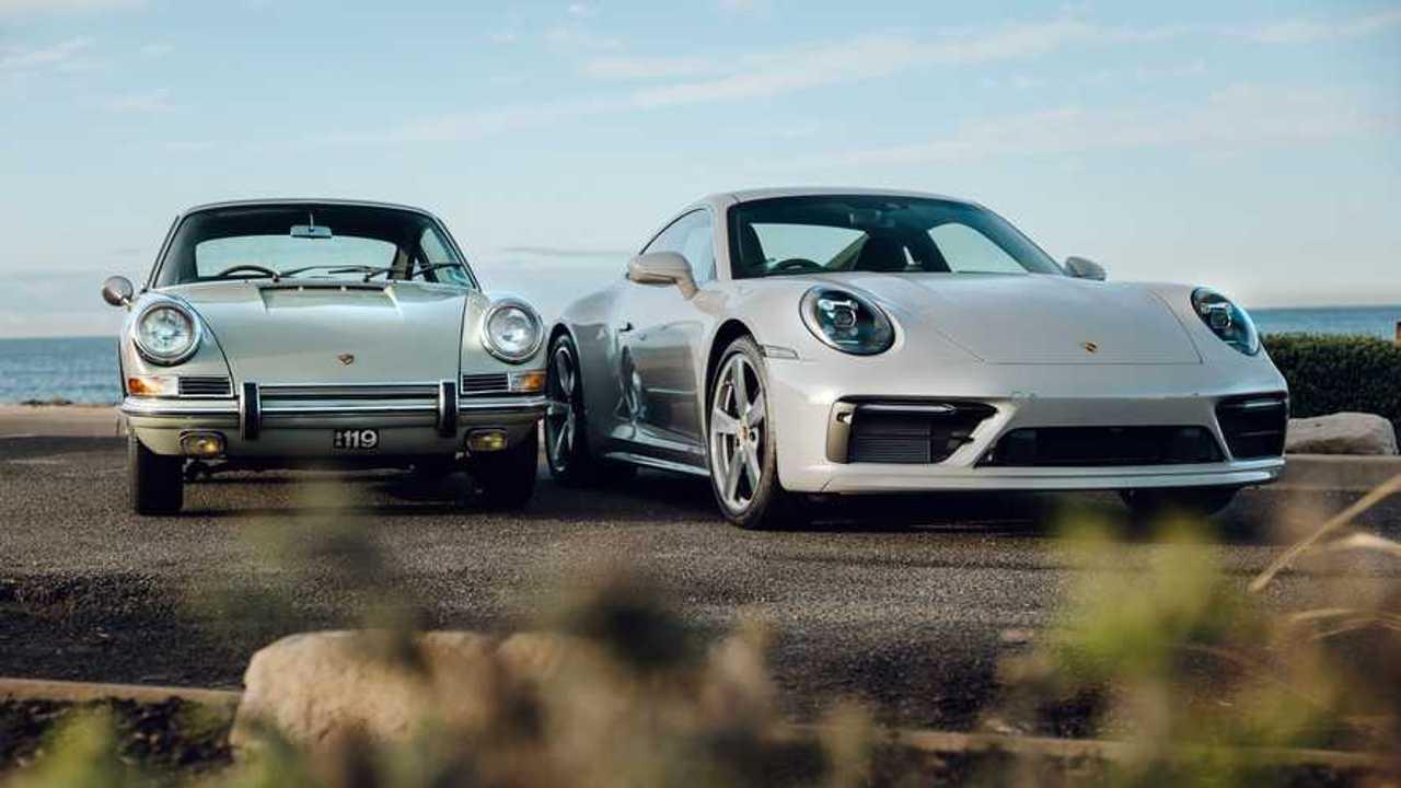Porsche 911 remasterizado