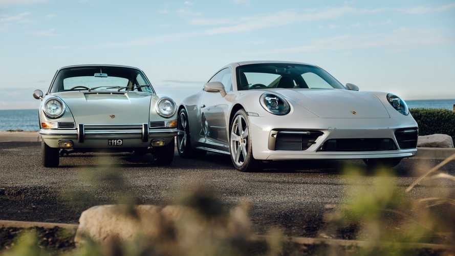 Porsche 911 Reimagined special edition for Australia