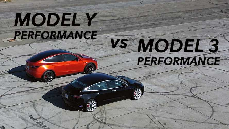 Can Tesla Model Y Performance Keep Up With Model 3 Performance?