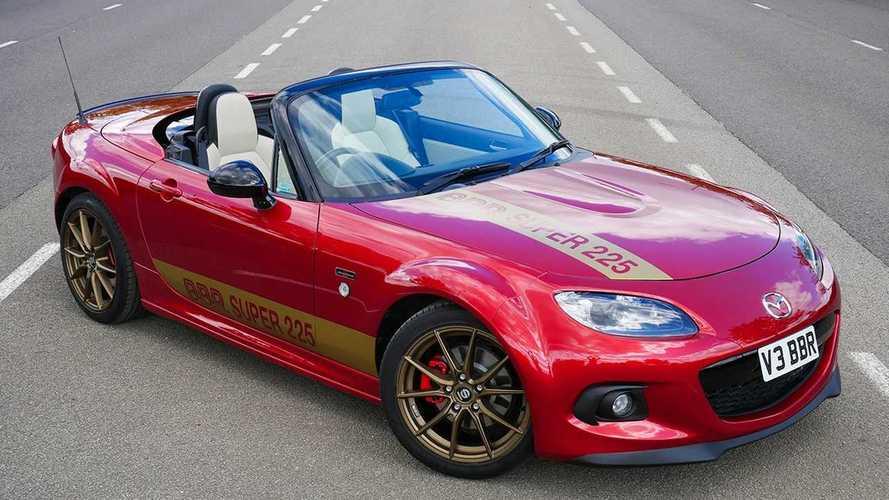 Este Mazda MX-5, preparado por BBR, ofrece 225 CV de potencia