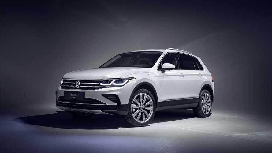 Volkswagen Tiguan restyling, per la prima volta è anche ibrida