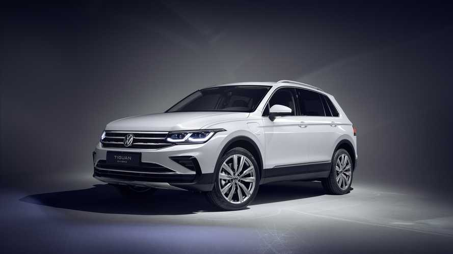 Volkswagen снова добавил опций российскому Tiguan
