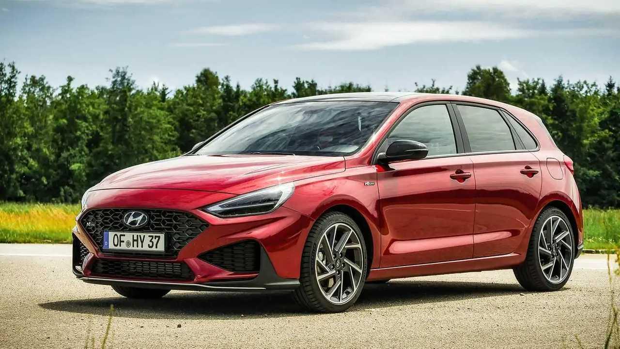 Den Hyundai i30 gibt es als All-inclusive Auto-Abo für 369 Euro monatlich brutto