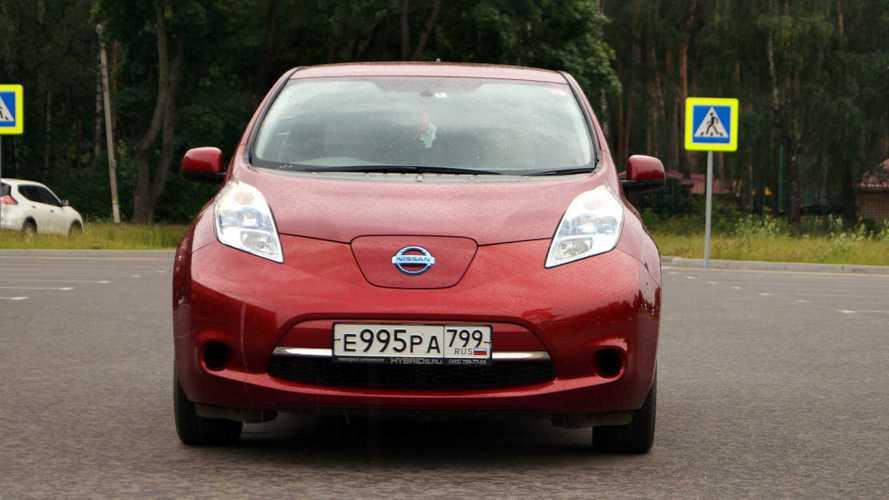 Nissan Leaf JDM