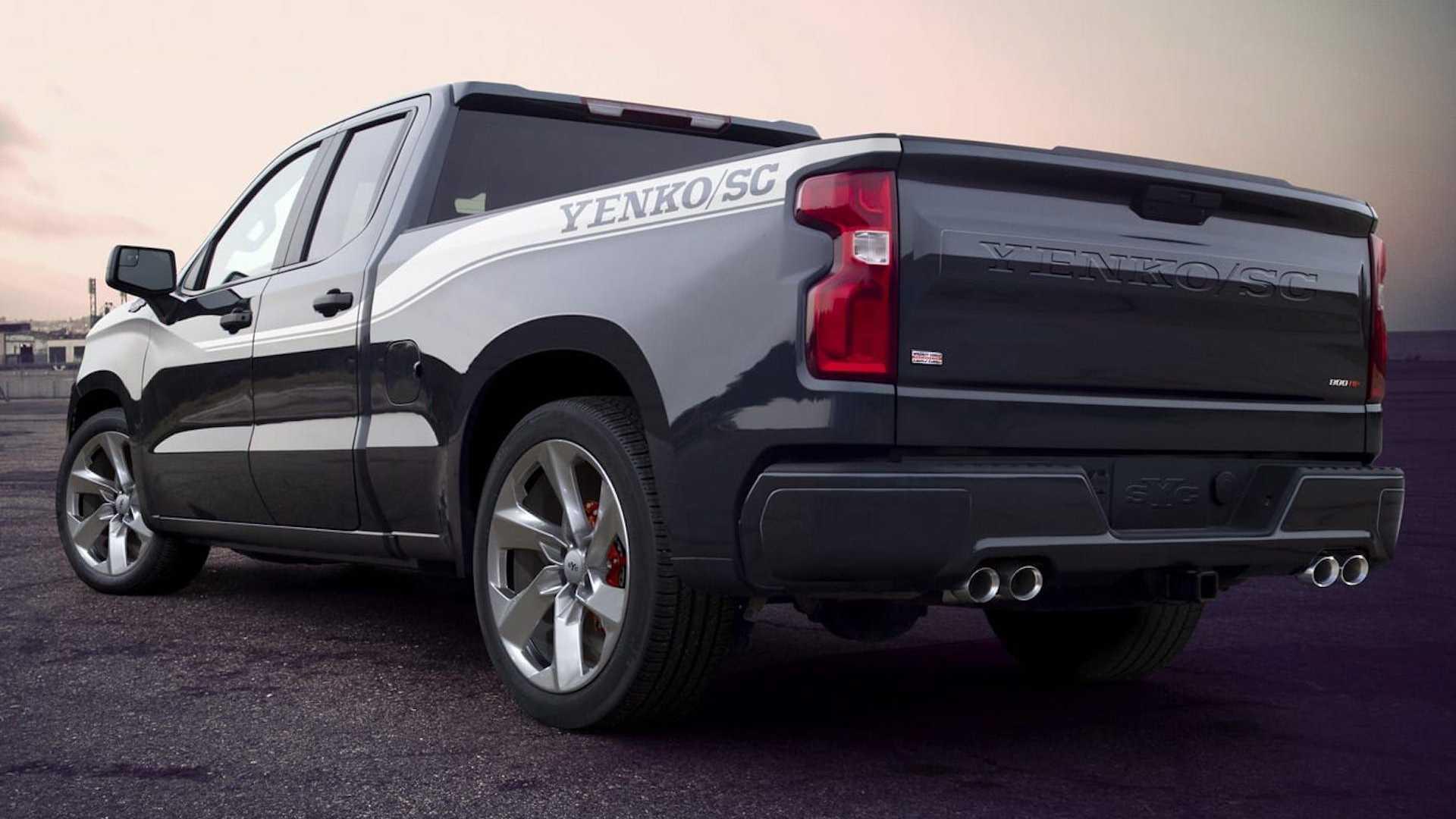 2018 - [Chevrolet / GMC] Silverado / Sierra - Page 3 Sve-yenko-silverado-revealed-with-800-hp