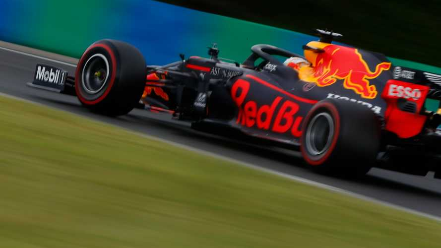 "Verstappen says ""something is not working"" in Red Bull's car"