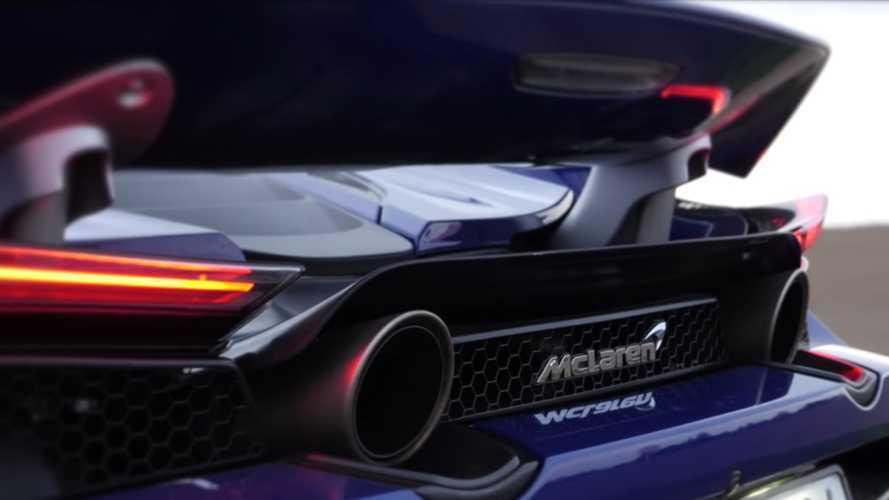 Így repül 300 km/h fölé a McLaren 720S az Autobahnon (videó)