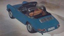 Historie des Porsche 911 Targa