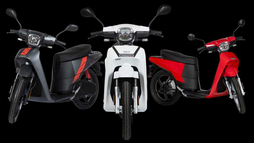 Askoll NGS Electric Scooters Launched In Italy