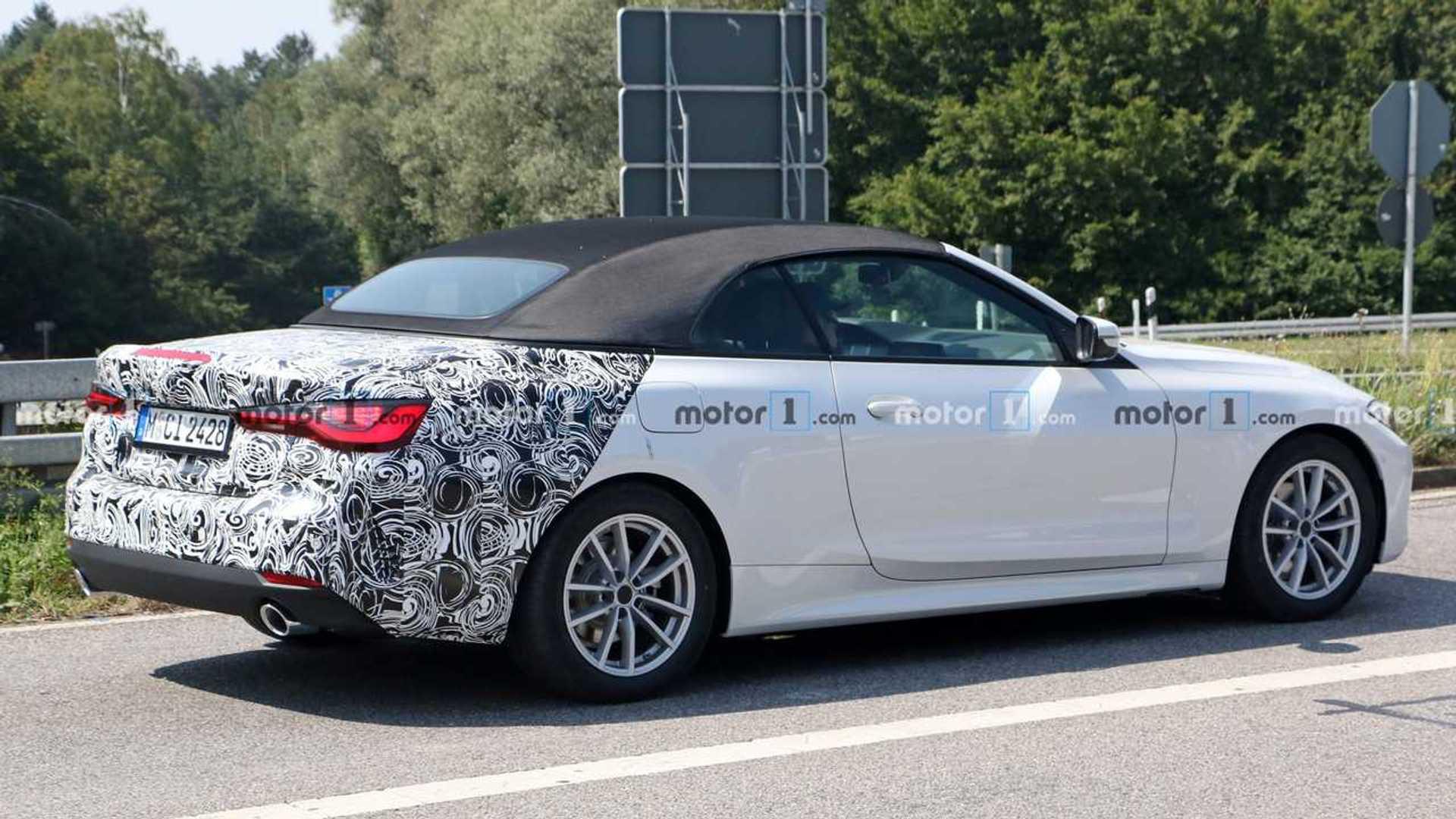 2020 - [BMW] Série 4 Coupé/Cabriolet G23-G22 - Page 16 New-bmw-4-series-convertible-rear-profile