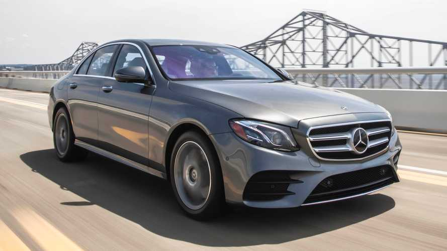 Mercedes E-Class Had 19 Security Risks, Which Were Patched Last Year