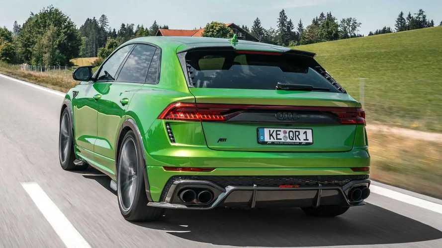 Audi RSQ8-R de ABT