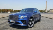 Essai Bentley Bentayga V8 (2020)