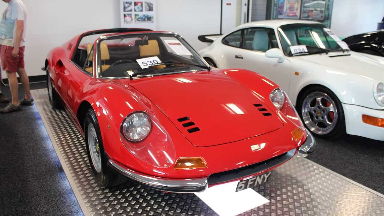 Classic auction performance at Silverstone
