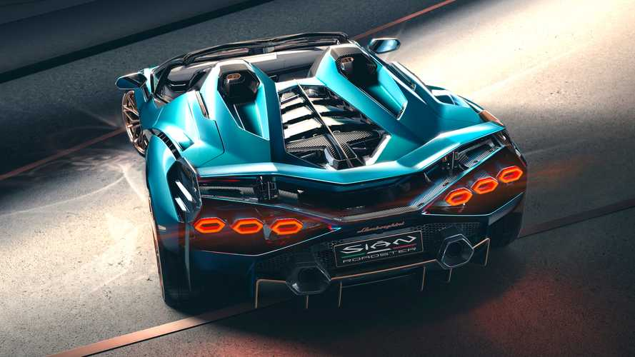 Lamborghini Aventador replacement won't use a supercapacitor