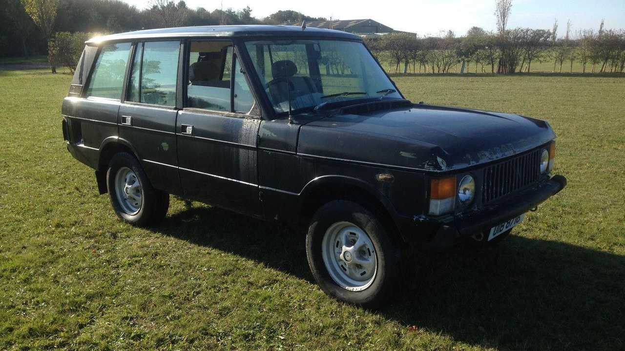 You can still get a Range Rover Classic for under £2k