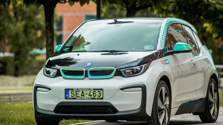 Ezentúl majd BMW i3-akat is lehet bérelni a MOL Limo keretein belül