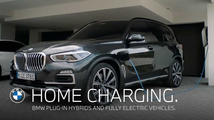 BMW Explains The Basics Of Charging And Operating EVs, Plug-In Hybrids