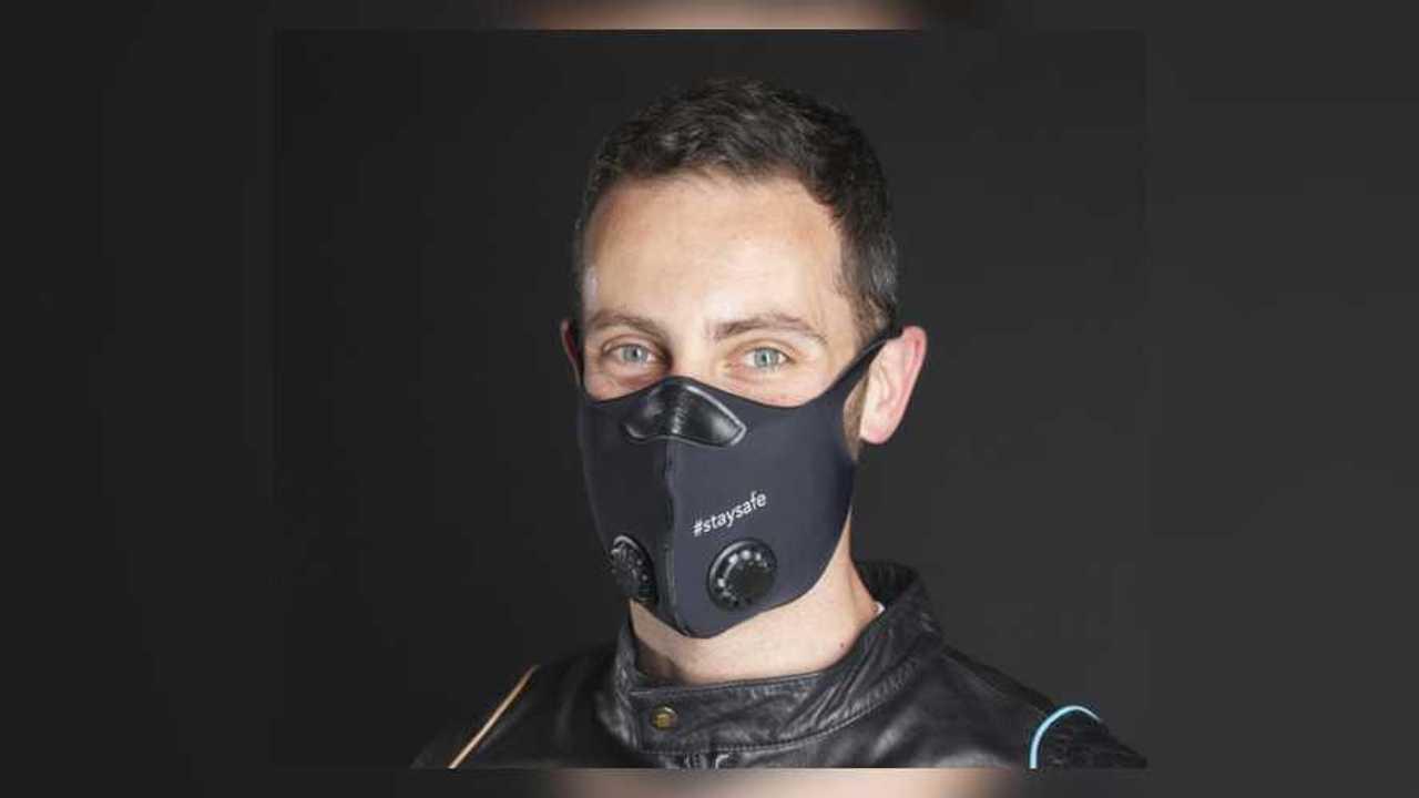MV Agusta face mask