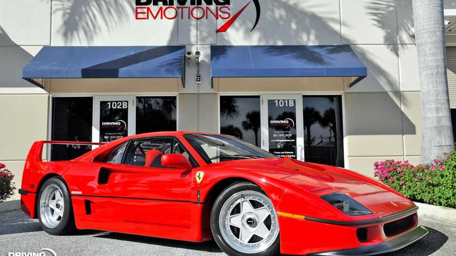 Eladó Ferrari F40