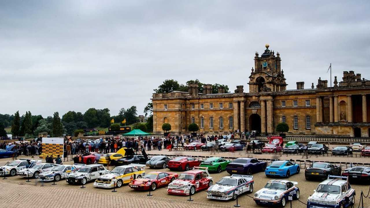 Blenheim Palace Classic & Supercar preview