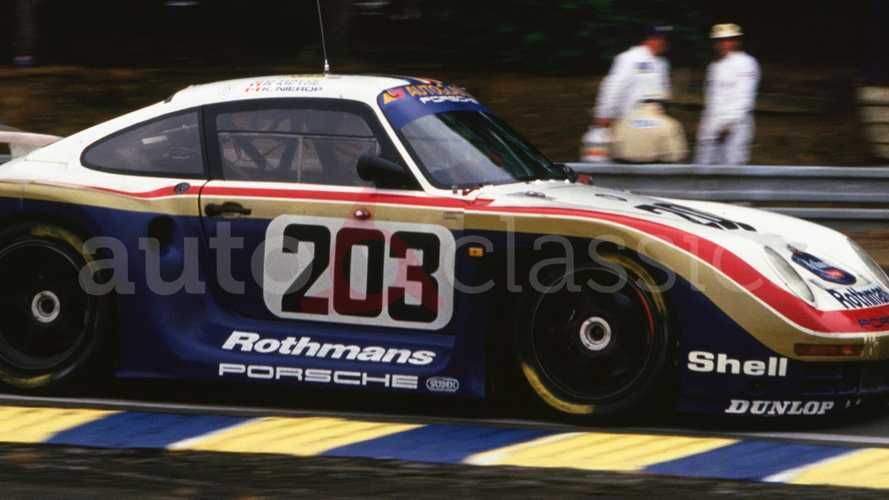 The rise and fall of the Porsche 961