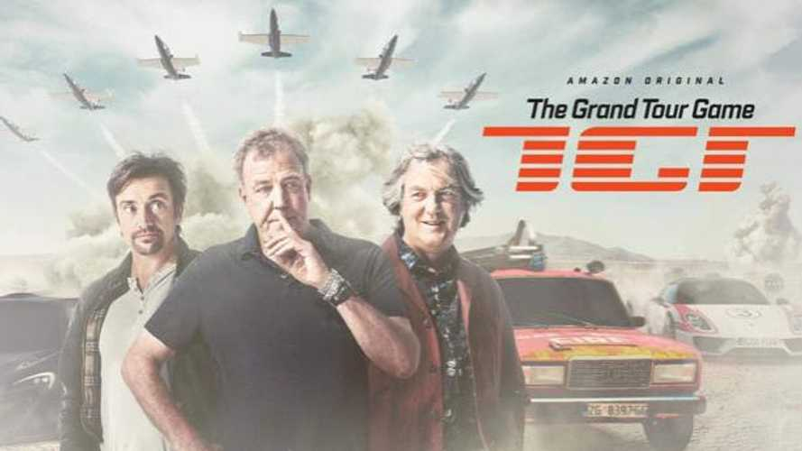 The Grand Tour video game coming to PS4 and Xbox One