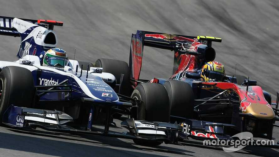 El día que Barrichello se volvió tan loco que fue a pegar a Alguersuari