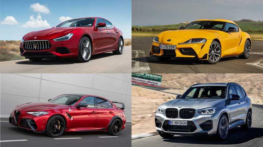Top Ten: Die stärksten Sechszylinder-Modelle auf dem Markt (2020)