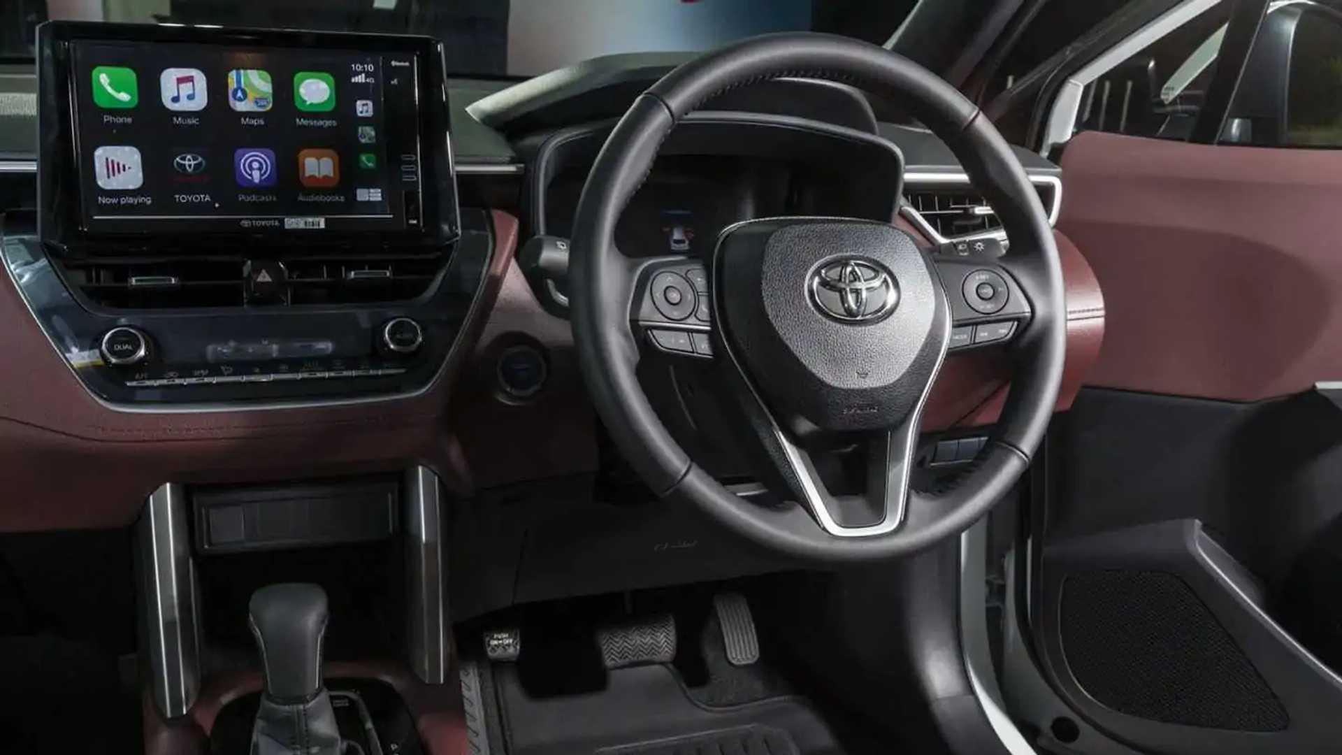 Toyota Corolla Cross Urban Sport e Adventure