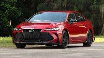 2020 Toyota Avalon TRD: Review