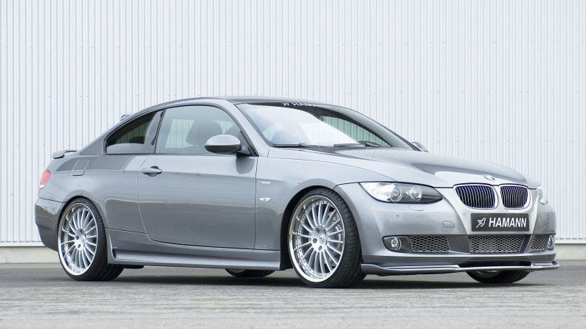 Bmw 3 Series Coupe E92 By Hamann 114936