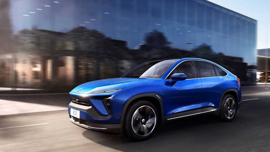 Watch The NIO ES6 EV SUV Being Assembled In China
