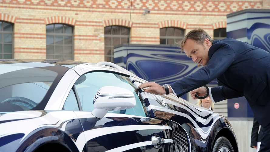 Bugatti Designer Reveals His Six Favorite Veyrons
