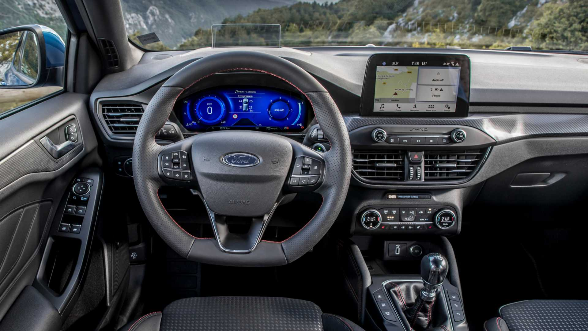 2020 Ford Focus Specs