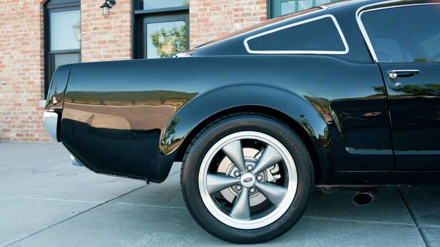 Patrick Dempsey 1965 Ford Mustang Restomod BaT