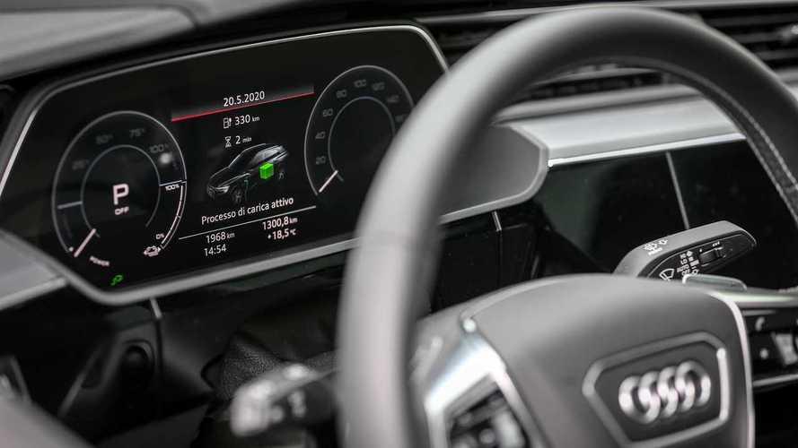 Audi segue Tesla: rete di ricarica dedicata in stile Supercharger