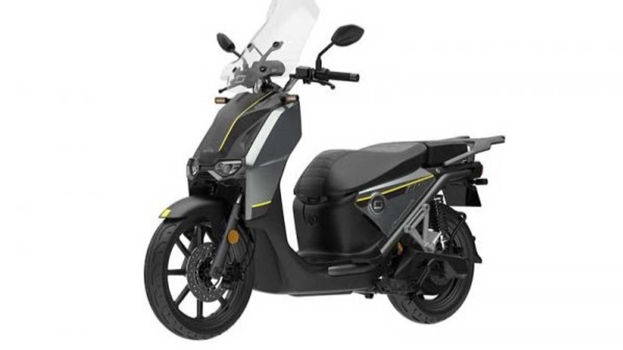 Super Soco CPx Electric Maxi Scooter