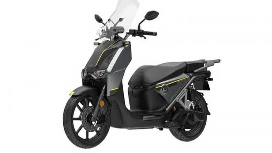 Super Soco CPx Electric Maxi Scooter