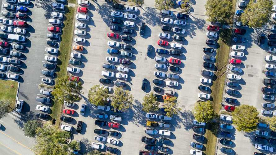 Half of Brits have forgotten where they parked