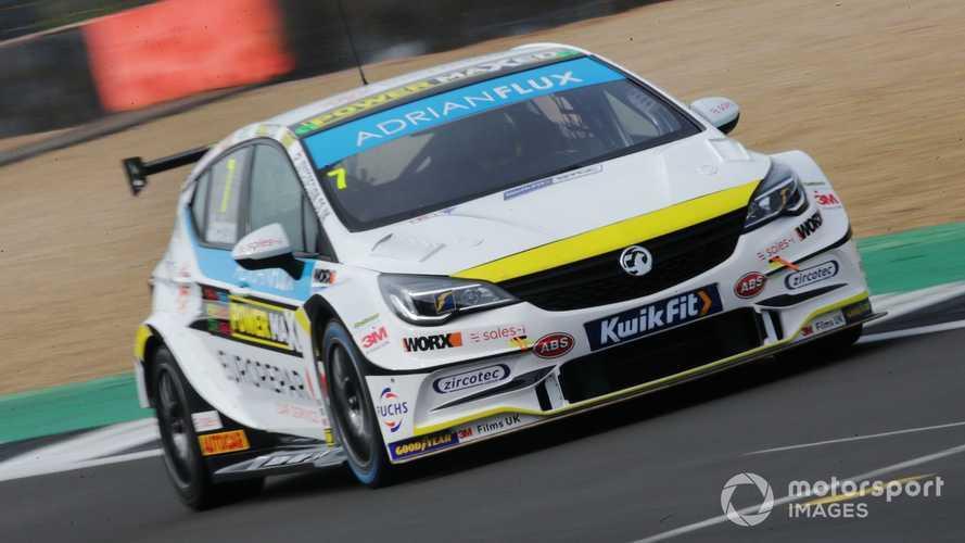 Vauxhall BTCC squad returns with one-car effort