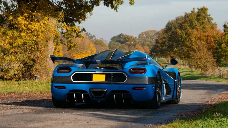 Koenigsegg Agera RSN For Sale Makes Bugattis Seem Affordable By Comparison