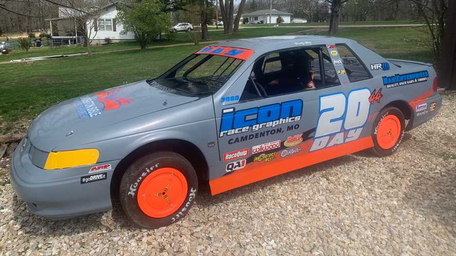 Ford Taurus SHO 'Hornet' Race Car Can Be Yours For Just $3,500
